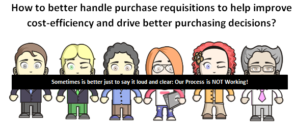 How to Better Handle Purchase Requisitions to Help Improve Cost-Efficiency and Drive Better Purchasing Decisions?